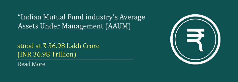 INDIAN MUTUAL FUND INDUSTRY'S AVG.ASSETS UNDER MANAGEMENT (AAUM)